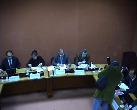 Dositeo Rodríguez Rodríguez. Licenciado en Dereito. - Xornadas sobre autonomías en España e China: Galicia como exemplo